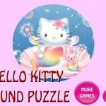 Hello Kitty Puzzel