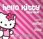 Hello Kitty Fietsen