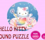 Hello Kitty Puzzel
